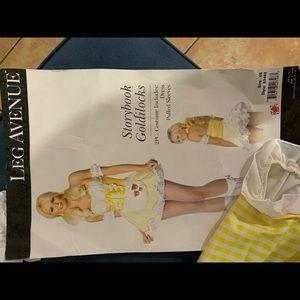 Storybook Goldilocks Costume